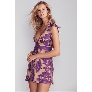 For Love and Lemons x Free People Temecula Dress